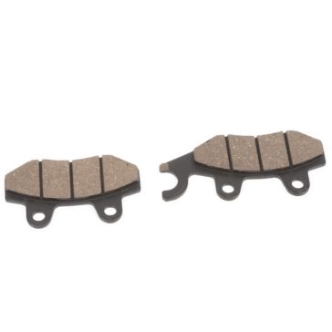 EPI Plaquettes de frein standard Métal fritté - Avant/Arrière