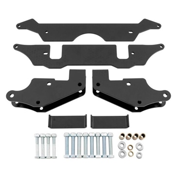EPI Lift Kit Fits Polaris - +2""