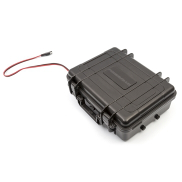 POWER RAIL Power Box, Waterproof