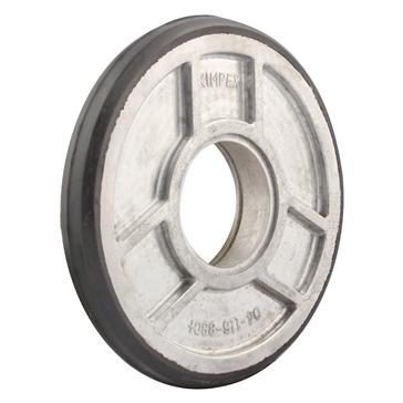 Kimpex Idler Wheel Aluminium, Rubber - Ski-doo