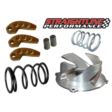 STRAIGHTLINE PERFORMANCE Clutch kit with adjustable weight Polaris - Steel