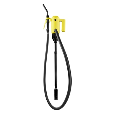 TeraPump Telescopic Electric drum Pump for light duty – TREDRUM-E