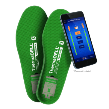 ThermaCELL ProFLEX HD Heated Insoles