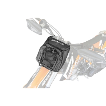 SKINZ PROTECTIVE GEAR Handlebar & Number Plate Pack