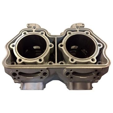 Nika Chrome Cylindre de moteur Bombardier