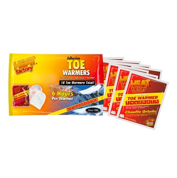 ThermaCELL Adhesive Toe Warmer Big Pack