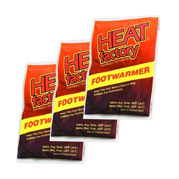 ThermaCELL Foot Warmer