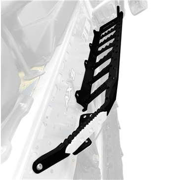 Skinz Protective Gear Tri-lite Shorty Running Board