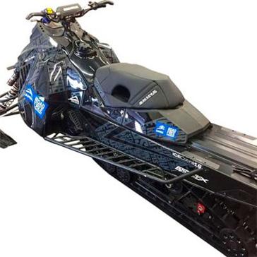 SKINZ PROTECTIVE GEAR Brett Turcott Freestyle Seat Snowmobile Seat