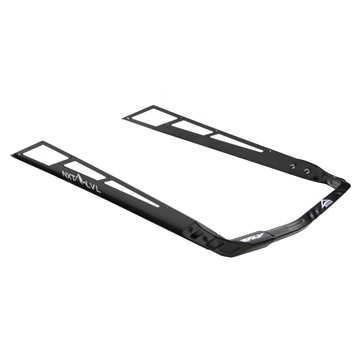 Skinz Bumper Next Level Rear - Aluminium - Fits Ski-doo