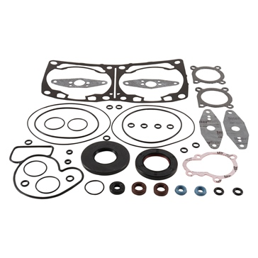 VertexWinderosa Professional Complete Gasket Sets with Oil Seals Fits Arctic cat - 304802