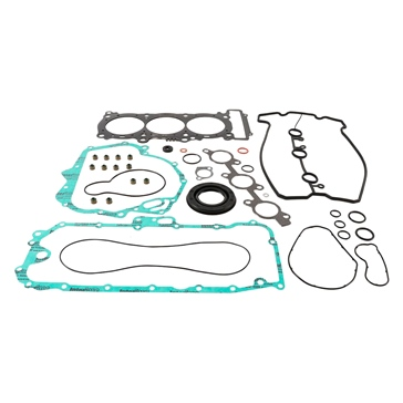 VertexWinderosa Professional Complete Gasket Sets with Oil Seals Fits Kawasaki - 304899