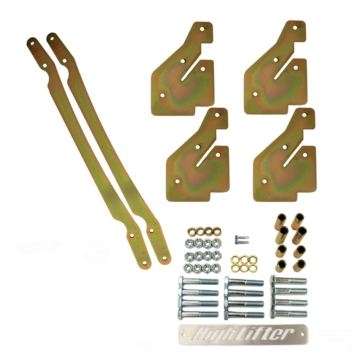 High Lifter Signature Series Lift Kit Honda - +2.5""