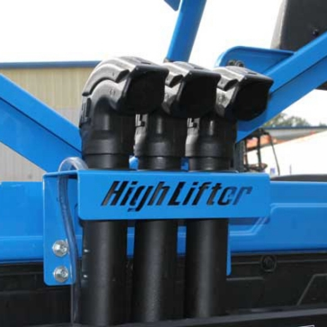 High Lifter Riser Snorkel kit - SNORK-RNG1