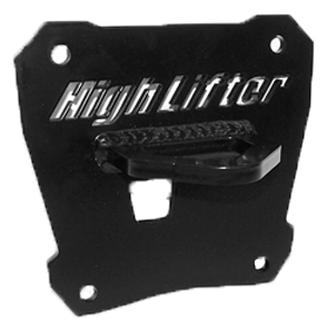 HIGH LIFTER Ensemble de ressorts de surcharge