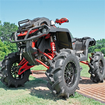 High Lifter Ensemble de relèvement de suspension Can-am - +6""