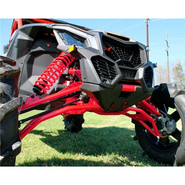 High Lifter Max Clearance A-Arm Kit Fits Can-am