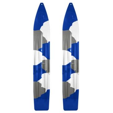 Ski Powder Camo de 7po, paire SLYDOG SKIS