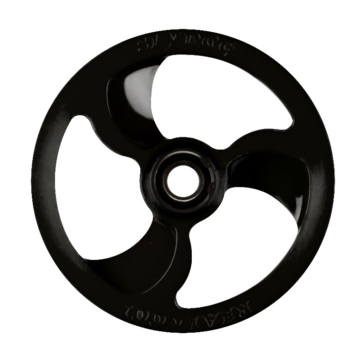 "SLYDOG SKIS ""Real Cool"" Bogey Wheel UHMW - Universal"