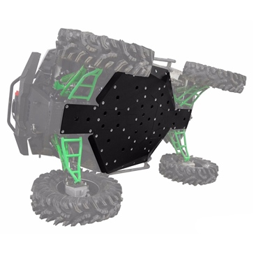 Super ATV Full Skid Plate Can-am