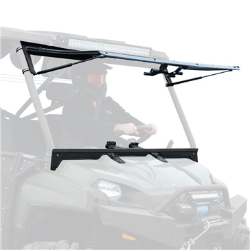 Super ATV Flip up Windshield N/A