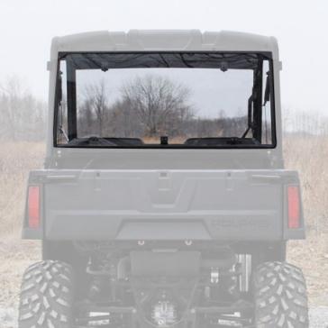 Super ATV Pare-brise arrière Polaris