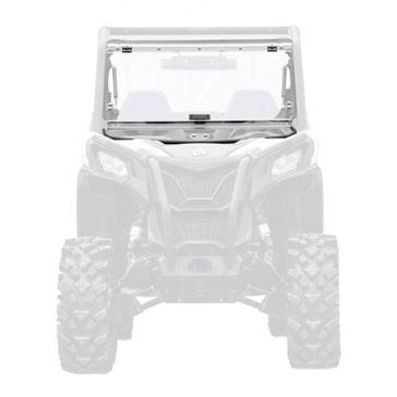 Super ATV Pare-brise à bascule Can-am