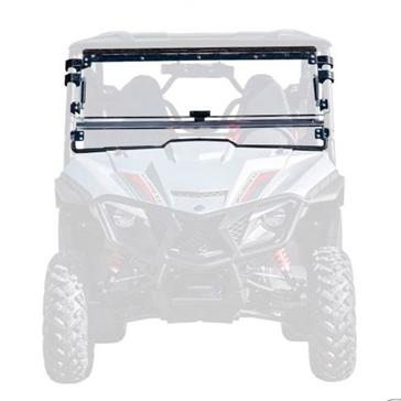 Super ATV Pare-brise à bascule haut Yamaha