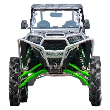 """SUPER ATV Élargisseur d'aile 3 po +7"""" à 10"""""""