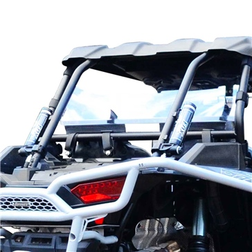 SUPER ATV Demi pare-brise Avant - Polaris - Polycarbonate