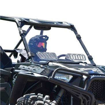 SUPER ATV Pare-brise complet Avant - Polaris - Polycarbonate