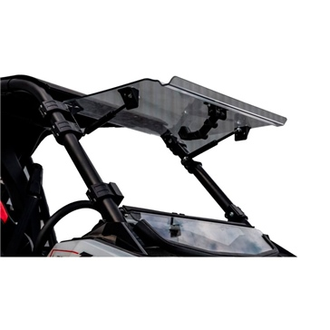 Super ATV Pare-brise à bascule Avant - Polaris - Polycarbonate