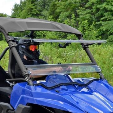 Super ATV Pare-brise à bascule Yamaha