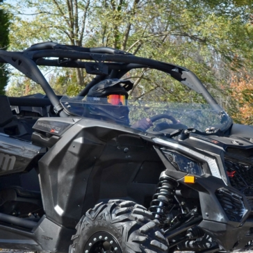 Super ATV Demi pare-brise