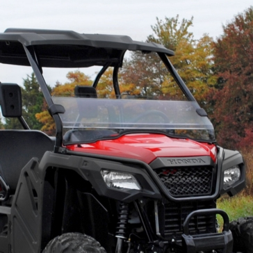 Super ATV Half Windshield Honda