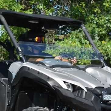 SUPER ATV Demi pare-brise Avant - Yamaha - Polycarbonate