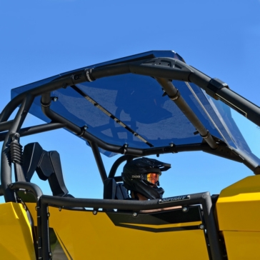 SUPER ATV Toit de cabine teinté Can-am