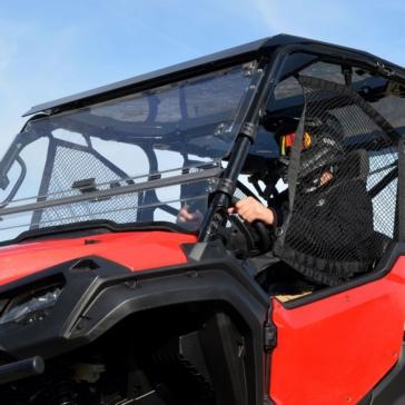 SUPER ATV Toit de cabine teinté Honda