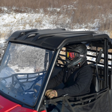 SUPER ATV Toit de cabine Polaris