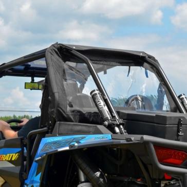 SUPER ATV Panneau arrière souple Polaris