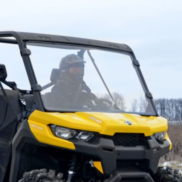 Super ATV Pare-brise complet Can-am