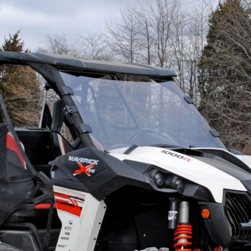Super ATV Pare-brise complet Can-am