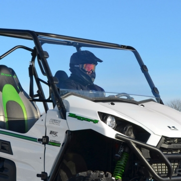Super ATV Pare-brise complet Kawasaki