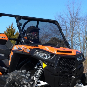 Super ATV Pare-brise complet Polaris
