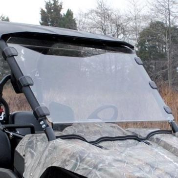 SUPER ATV Pare-brise complet Avant - Yamaha - Polycarbonate