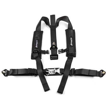 Super ATV Latch Seat Belt