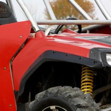 SUPER ATV Élargisseur d'aile 3 po Polaris