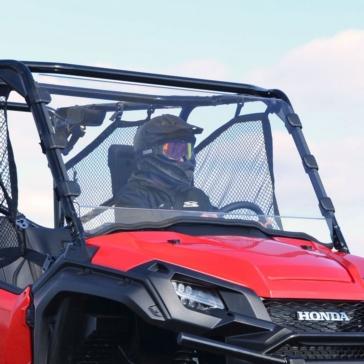 Super ATV Pare-brise complet Honda
