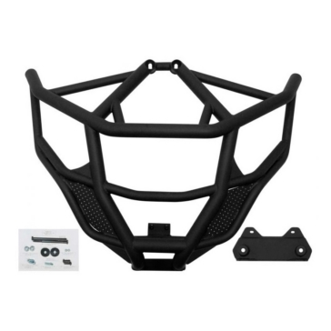 Super ATV Bumper Front - Steel - Can-am