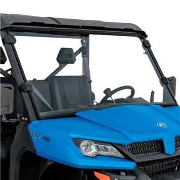 SUPER ATV Pare-brise complet Avant - CFMoto - Polycarbonate